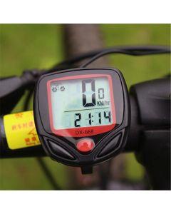 15 Function Bicycle computer DX -668 Computer Speedometer Odometer bike Stopwatch