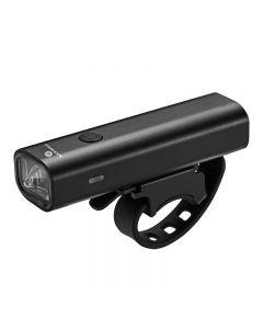 ROCKBROS 400 Lumen Bike Light Rainproof USB Rechargeable LED 2000mAh MTB Front Lamp Headlight